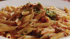 Gianmarco Salerno's Pasta with Red Wine